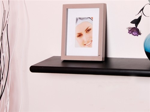 Floating Shelf, 30 inch Round Edge Shelving modern-display-and-wall ...