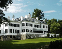 The Mount (Edith Wharton's Lenox MA Estate) traditional