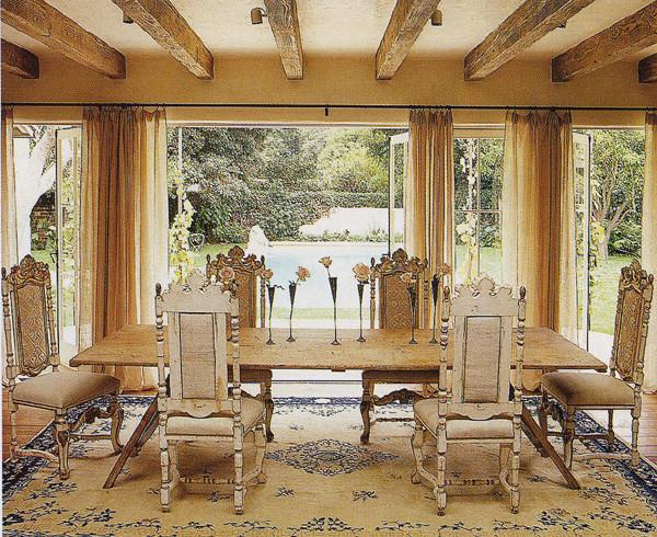 Reclaimed Wood Box Beams home-decor