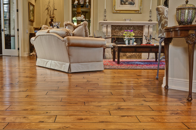 Wood Floor Traditional Living Room Other Metro By Feil Inc Wood Floo