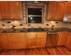 Kitchen Update Ideas on Updates Needed  Appliances  Countertop In A Darker Color  A Backsplash