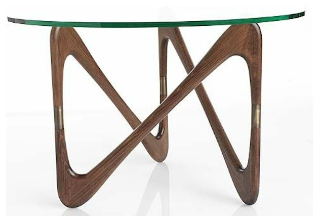 Moebius Table modern side tables and accent tables