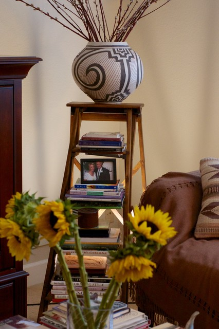 Small Spaces eclectic