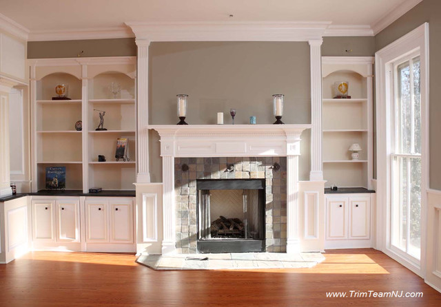 Galeria Bookcases, Wall Unith, Built-Ins, Shelving traditional-living ...