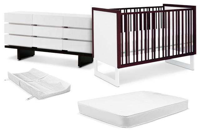 Great Modern Crib Nurseryworks Aerial