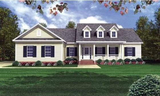 House Plan 21-187