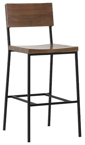 Rustic Bar Stool + Counter Stool modern bar stools and counter stools