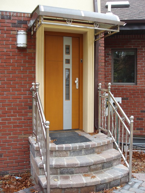 High End Exterior Interior Doors Contemporary Front
