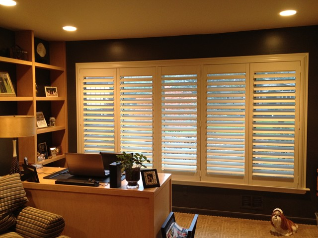 Plantation Shutters New York By BRESLOW HOME DESIGN CENTER