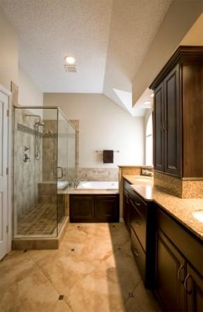 Helpert Bathroom Renovation traditional-bathroom