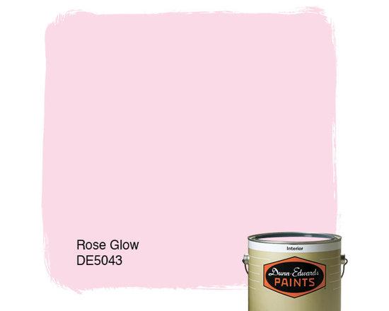 Dunn-Edwards Paints Rose Glow DE5043 -