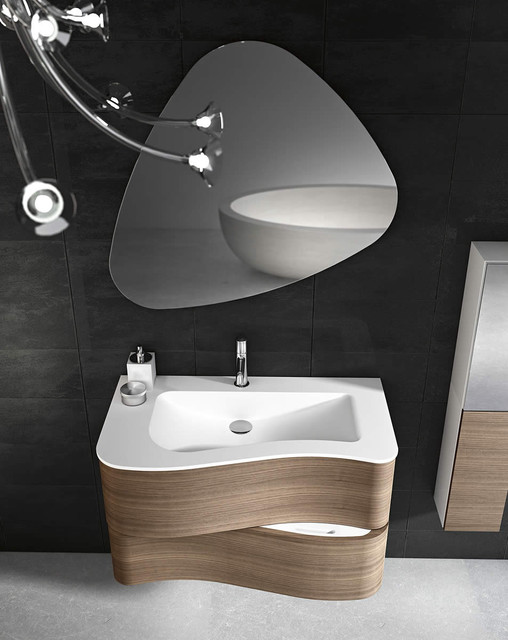 gb bathroom vanities onda collection modern bathroom sinks san