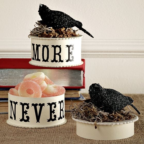 New Glitter Crow Box modern-storage-bins-and-boxes