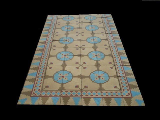 Old Tiles - OLD PATTERNED TILE - Old Antique Tile - OLD TILES - Luxury Style .es mediterranean