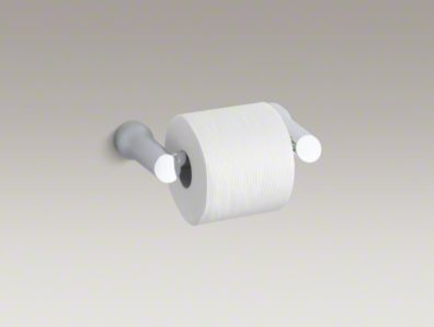 Kohler Toobi Toilet Paper Holder K 5672 Asian Bath And Spa Accessories