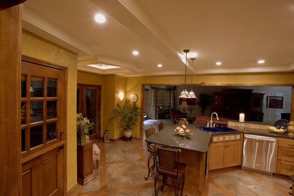 Remodeling and Design Award Winning Kitchen traditional-kitchen