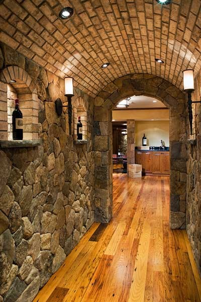 CRWC T 1 traditional wine cellar