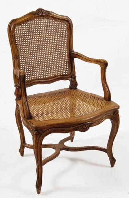 French Regency Arm Chair Traditional new york by  : traditional  from www.houzz.com size 416 x 640 jpeg 70kB