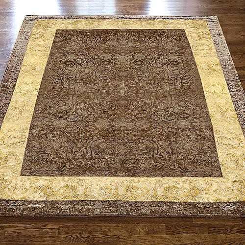 """Royal Jaipur Wool Area Rug - 9'6"""" x 13'6"""" - Frontgate traditional-rugs"""
