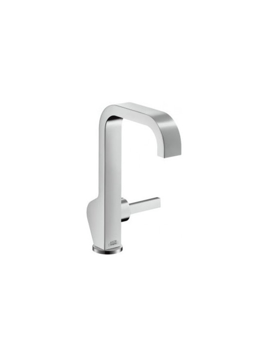 Hansgrohe Axor Citterio Single-Hole Faucet Tall 39034001 - Created for vessel type sinks