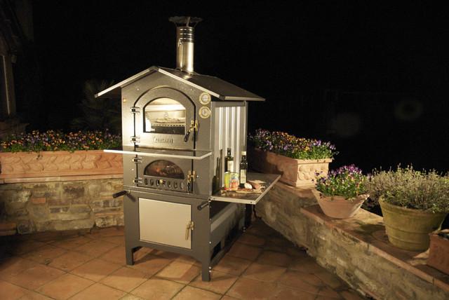 Fontana Gusto Wood-Fired Oven ovens