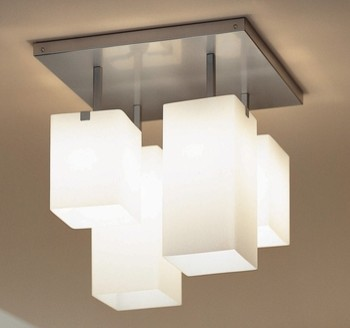 Bath lighting collection for Contemporary bathroom ceiling lights