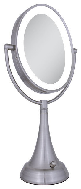 Zadro Cordless Led Light Oval Next Generation Vanity
