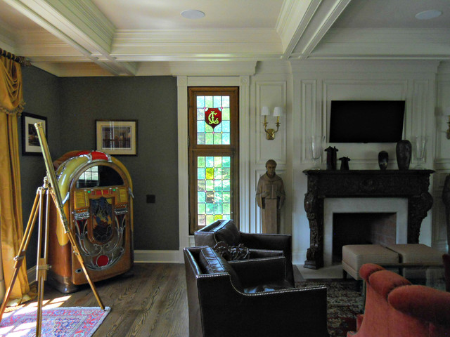 Whole House Remodel traditional-living-room