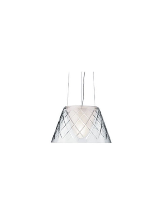 Romeo Louis S1 Pendant Lamp By Flos Lighting - Romeo Louis S1 from Flos is a new addition of suspension lamps.