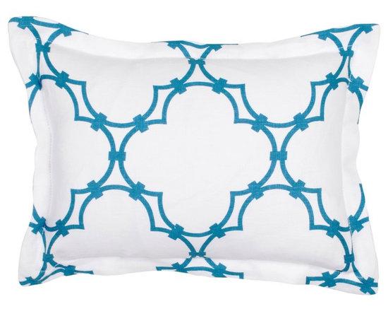 COCOCOZY: Quatrefoil Bedding -