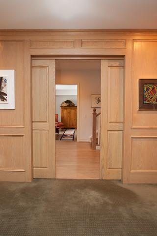 Pocket Doors Traditional Interior Doors Toronto By