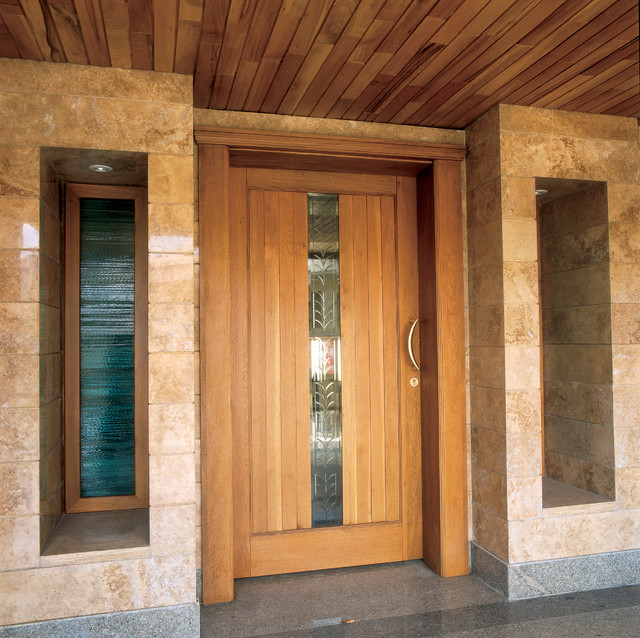 Custom doors contemporary front doors tampa by us for Custom exterior doors