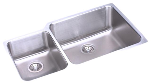 Elkay ELUH3520R  Gourmet Undermount Sink modern-kitchen-sinks