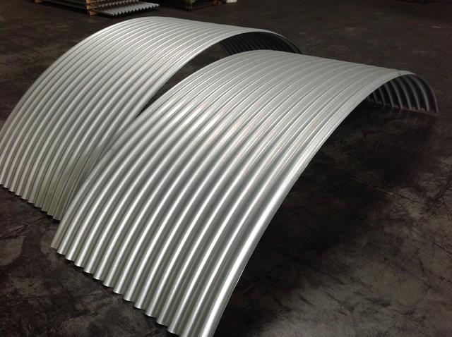Corrugated Metal Roofing modern-prefab-studios