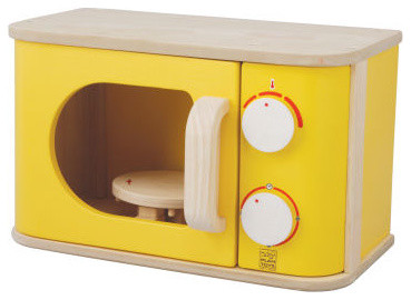Plan Toys Large Scale Microwave | All Modern Baby modern-kids-toys-and-games