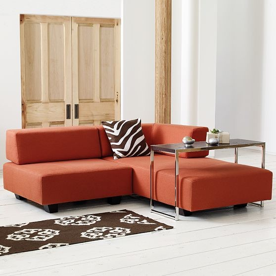 Tillary Modular Seating Modern Sectional Sofas By