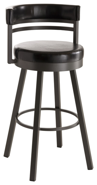 Counter Height Swivel Stools With Backs : ... / Kitchen / Kitchen & Dining Furniture / Bar Stools & Counter Stools