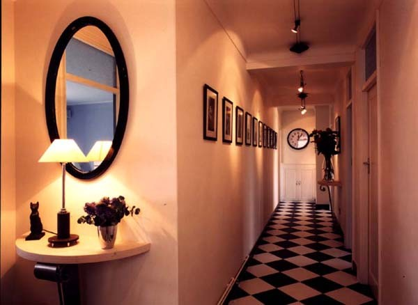 Art deco hallway traditional hall london by for The interior deco