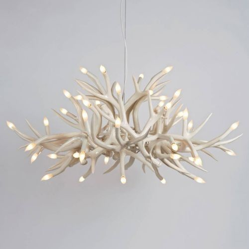 Superordinate Antler Chandelier - 24 Antlers contemporary-chandeliers