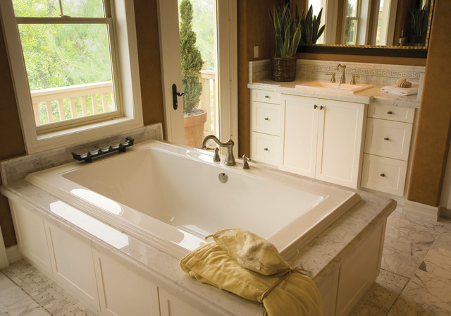 eclectic bathtubs by Next Plumbing Supply
