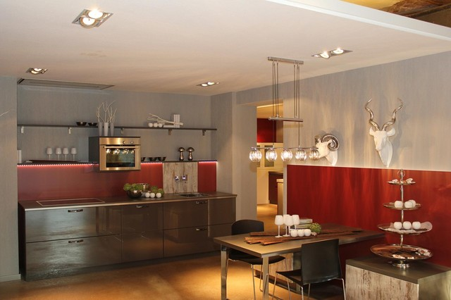 Bauformat kitchens - Show in Germany contemporary-kitchen-cabinets