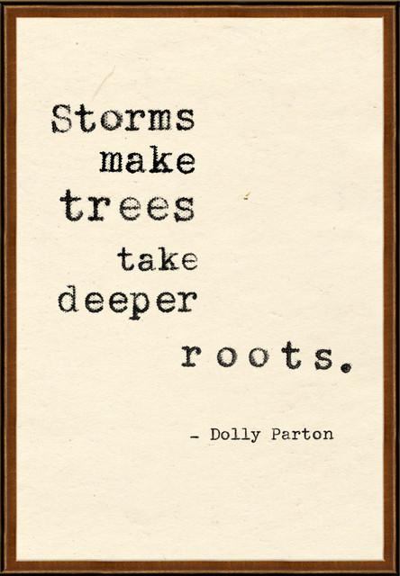 Quotes Print, Dolly Parton modern-artwork