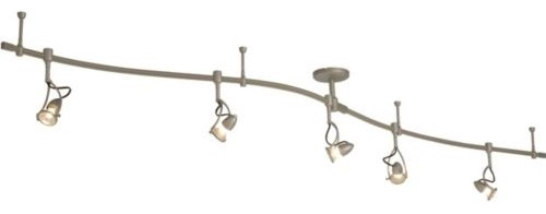 p4116 monorail kit - contemporary - track lighting