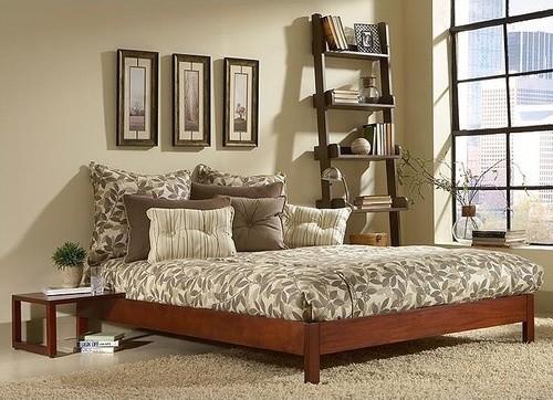 Murray Platform Bed modern-beds