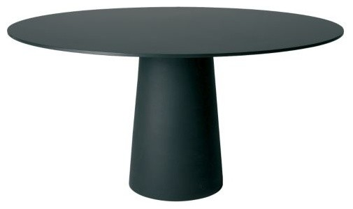 Container Table Round by Moooi - Modern - Paintings - by Lumens
