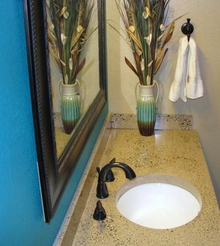 Bathroom Countertop traditional-bathroom