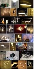 EuroLuce / Asymetric lighting shots taken from Progress Lighting designers atten