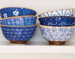 Mai Rice Bowl Set asian dinnerware