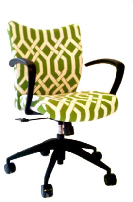 Lattice Upholstered Office Chair  task chairs