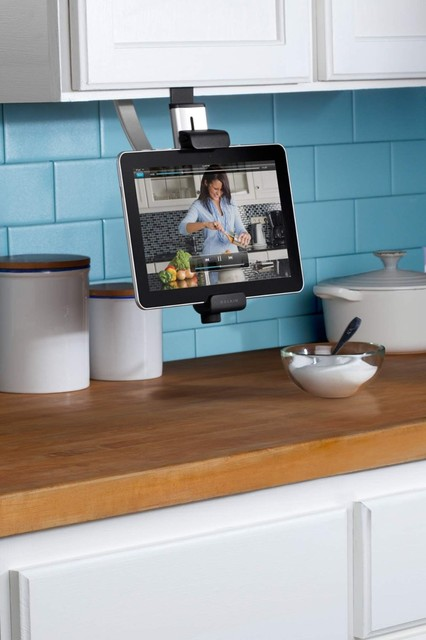 Belkin Kitchen Cabinet Tablet Mount traditional-kitchen-products